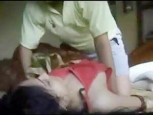 Hot desi indian bengali babe screwed by her husband on honeymoon.mp4